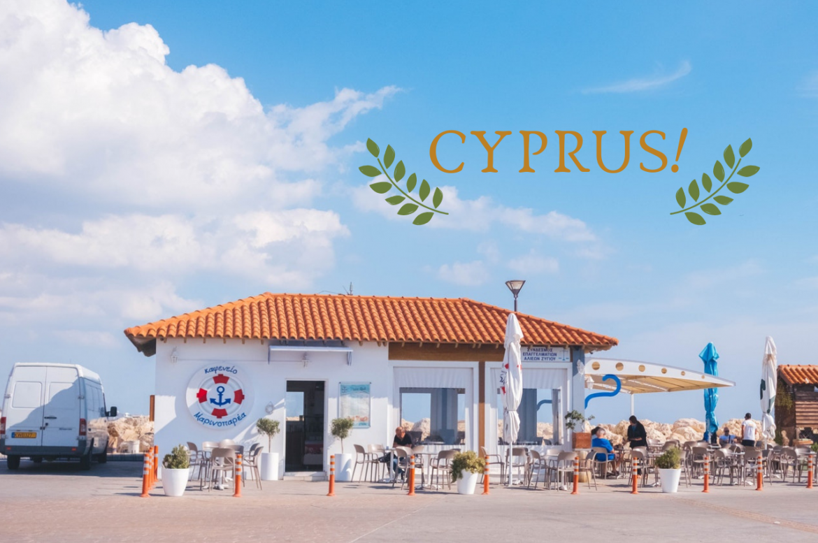 Be The Practical Traveller and Book a Holiday to Cyprus
