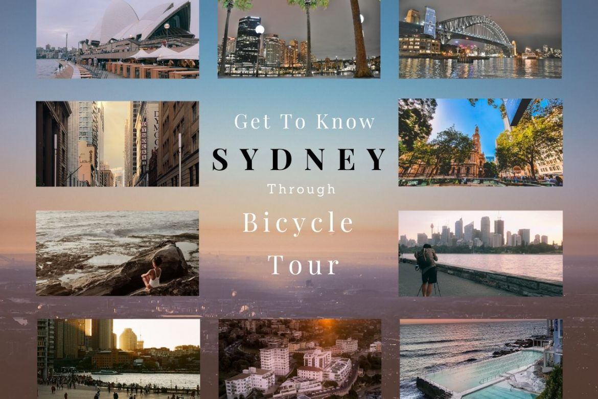 Bicycle Sightseeing Tour – The Best Way To Get To Know Sydney