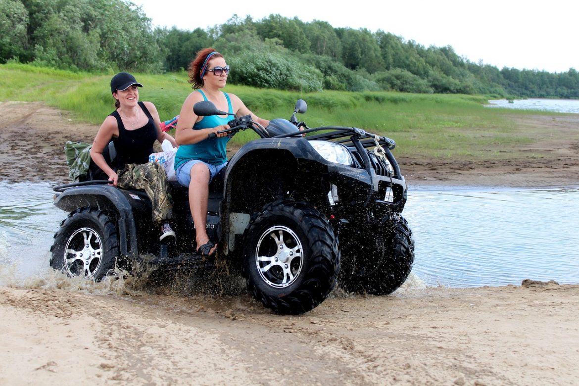 Why Should You Consider Quad Biking?