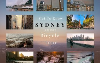 Get To Know Sydney Through Bicycle Tour