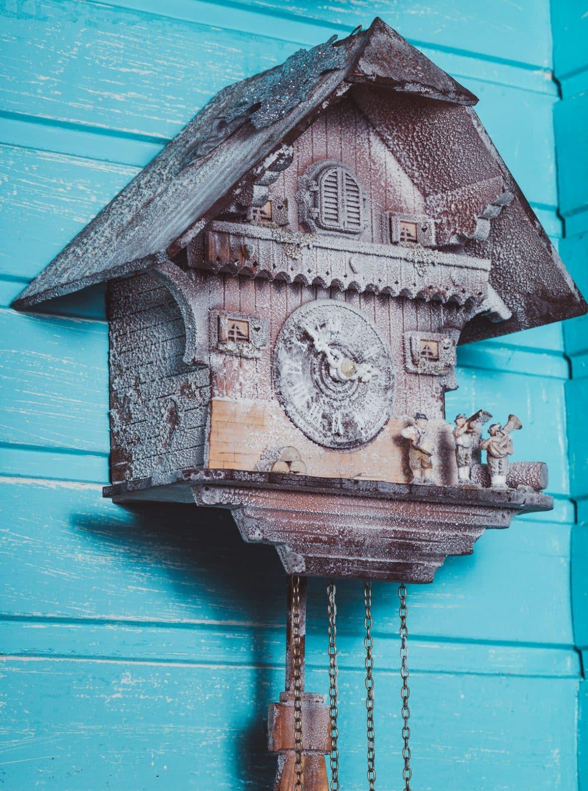 Antique Cuckoo Clocks