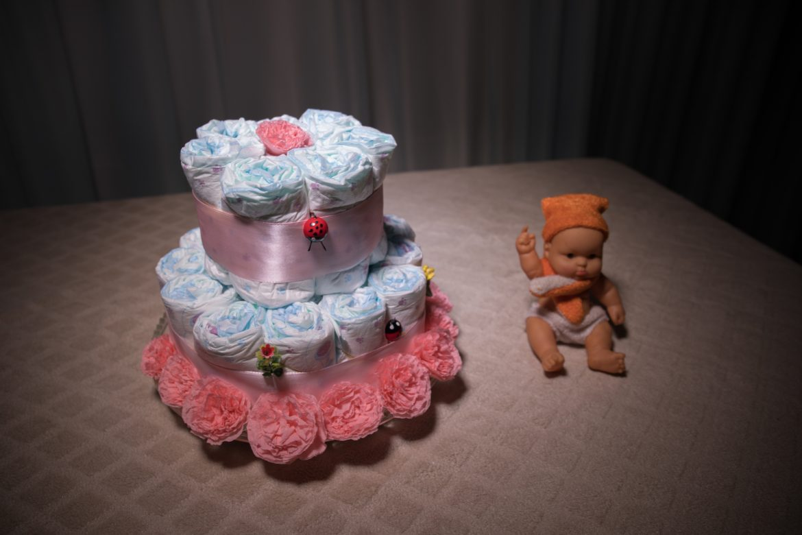 What Is A Nappy Cake?
