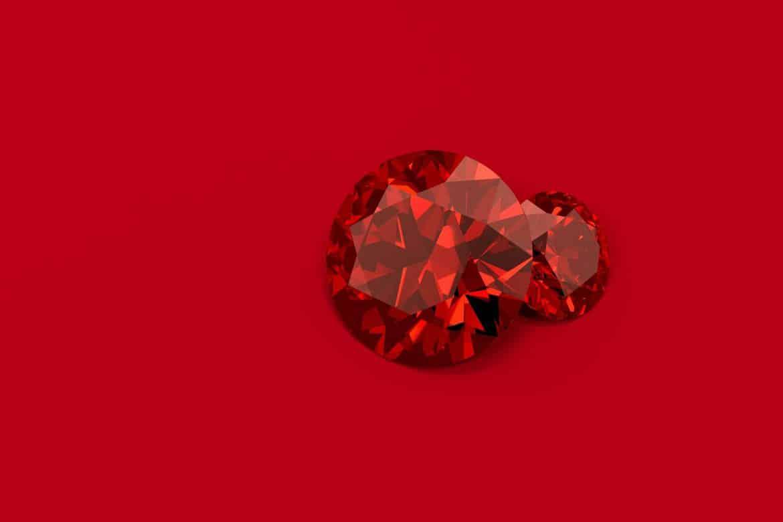 Red Beryl Gemstones